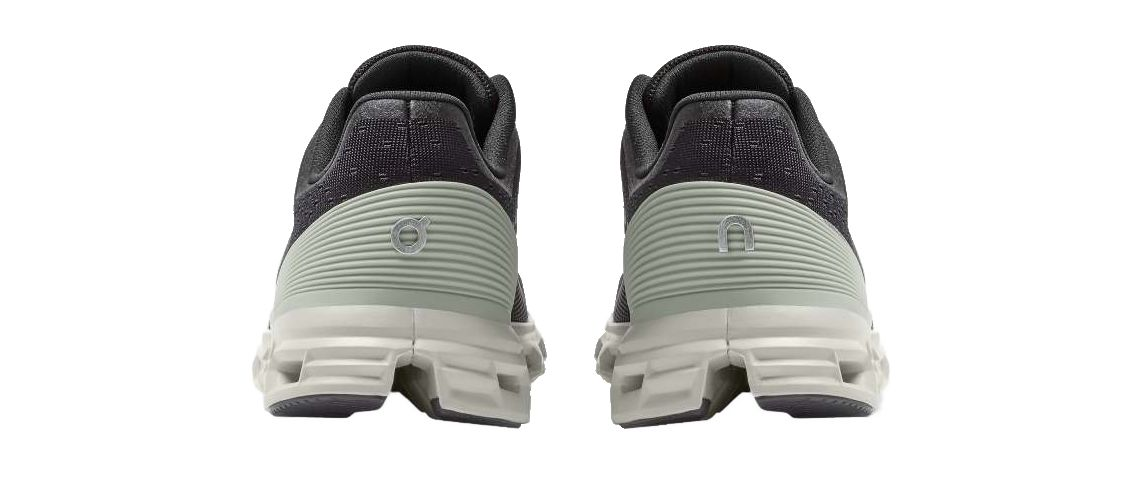 Cloudstratus Running Shoes ON Man Black/Mineral